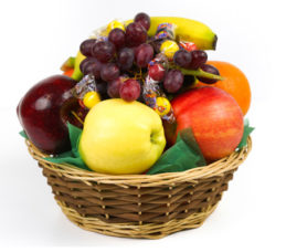 Produce Basket 10ct