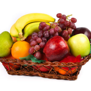 Produce Basket 17ct