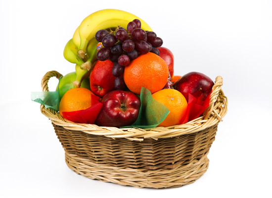 Produce Basket 21ct