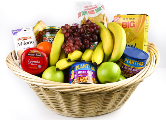 Produce Basket 40ct