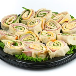 Lebanese Roll-Up Tray