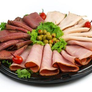 Deli Meat Tray
